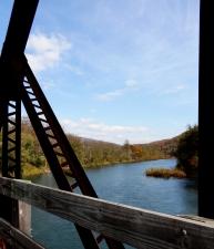 Vista of the Pine Creek Valley.