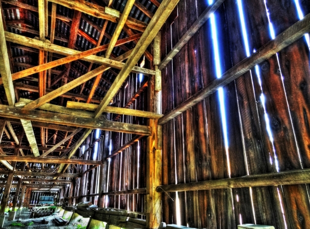 Tobacco shed, http://wp.me/p1yRFa-1Jm