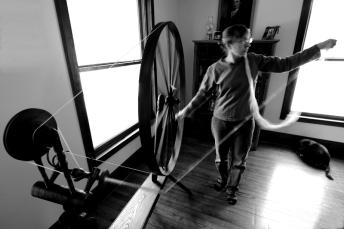 Expert spinner