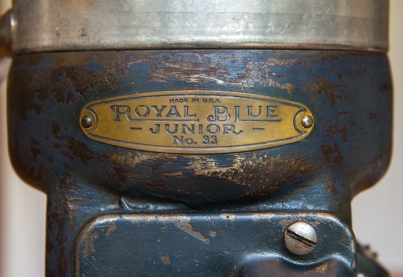 Royal Blue Junior.