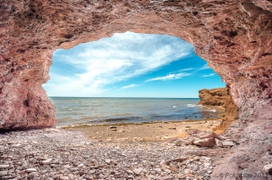 P.E.I. sandstone, http://wp.me/p1yRFa-3eC