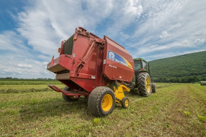 Baling, baling over the ..., http://wp.me/p1yRFa-4xp