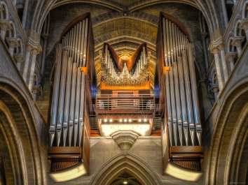 Pipe organ and the cathedral of Notre Dame at Lausanne, http://wp.me/p1yRFa-4ZR